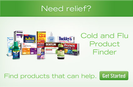 <div class='Title'>Cold and Flu Product Finder</div><div class='SubTitle'>Find products that can help.</div>