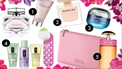 MOTHER'S DAY BEAUTY GIFTS SHE'LL LOVE