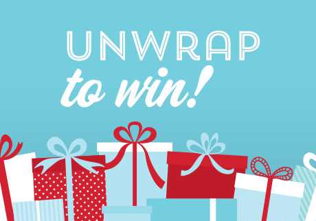 We're giving away 15 gifts every day!