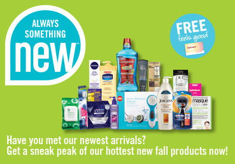 Get a sneak peak of our hottest new fall products now!