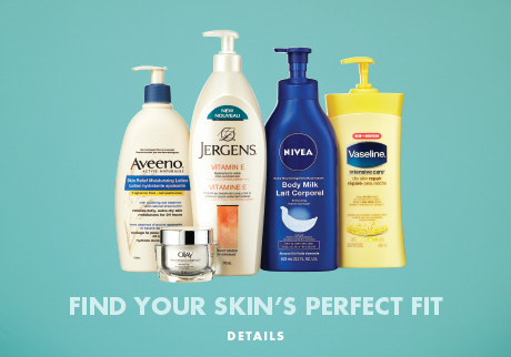 Find your skin's perfect fit