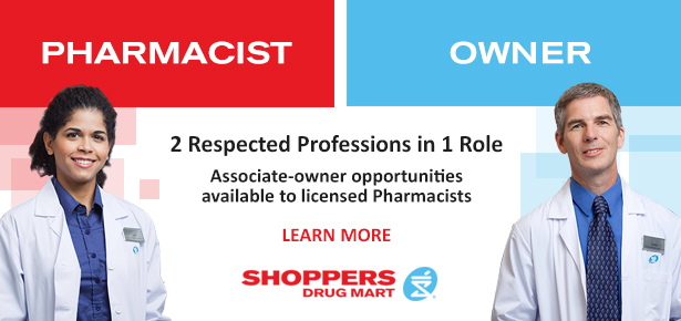 Pharmacists: Find out about being an Associate-Owner