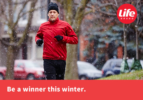 Be a winner this winter.