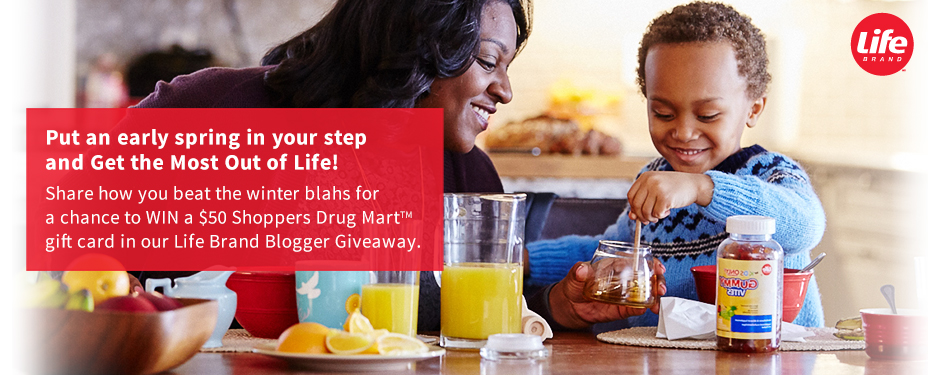 Share your tips to WIN a $50 Shoppers Drug Mart gift card!