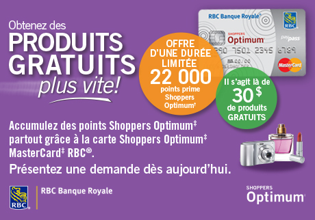 Shoppers Optimum RBC