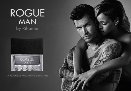 Nouveauté ROGUE MAN by Rihanna