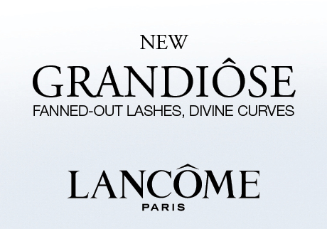 Grandiôse Lash Transformation
