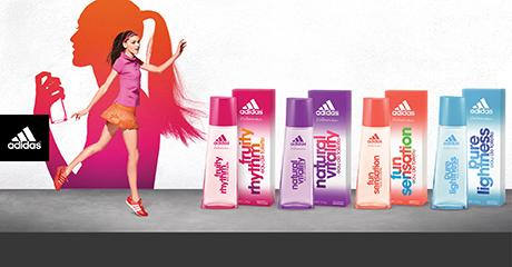 Discover Adidas Fragrances for Women