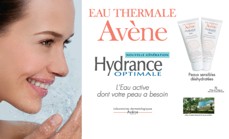Avène - Hydrance Nouvelle génération