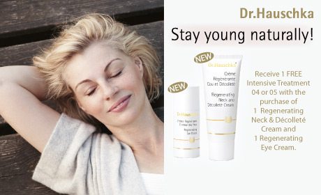 Stay young naturally!