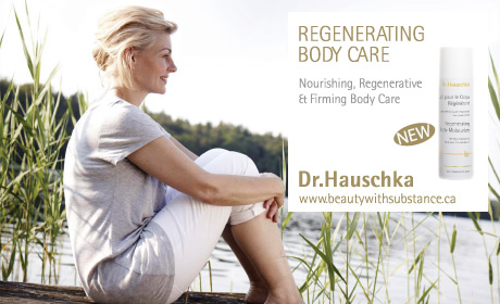 Nourishing, Regenerative & Firming Body Care