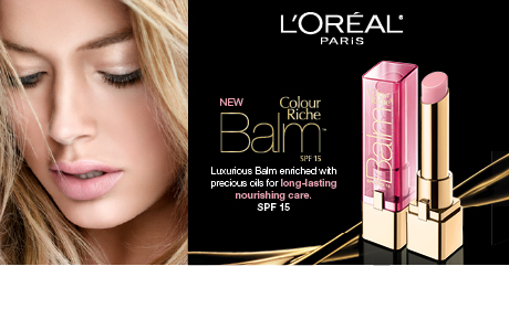 L'Oréal Colour Riche Balm