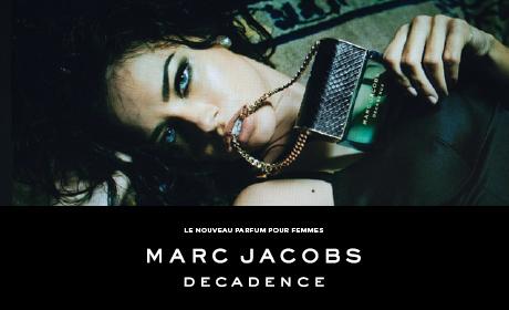 Faites-vous plaisir avec Decadence de Marc Jacobs
