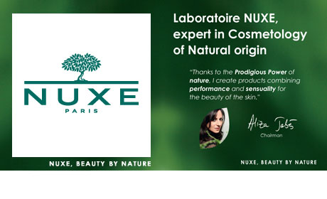 NUXE, Beauty by Nature