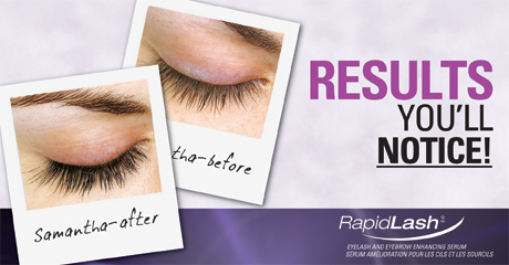 Your Own Fuller Looking Lashes
