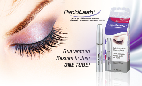 Enhance the look of your eyelashes
