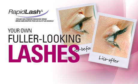 Longer and lush Lashes