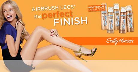 Airbrush Legs