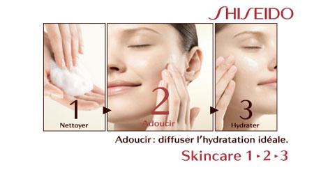 Shiseido Skincare