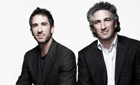Smashbox Founders Dean &amp; Davis Factor