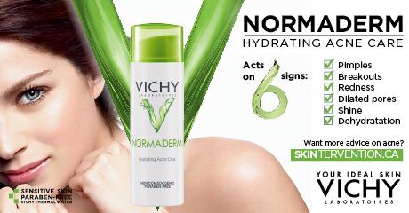 Oily and acne-prone skin.