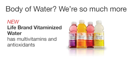 Life Brand Vitaminized Water
