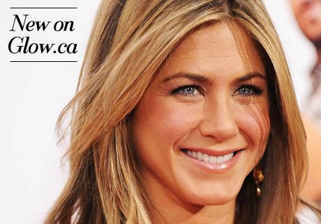Glow spotlight: Jennifer Aniston