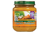 Nativa Organics<sup>TM</sup> Baby Food