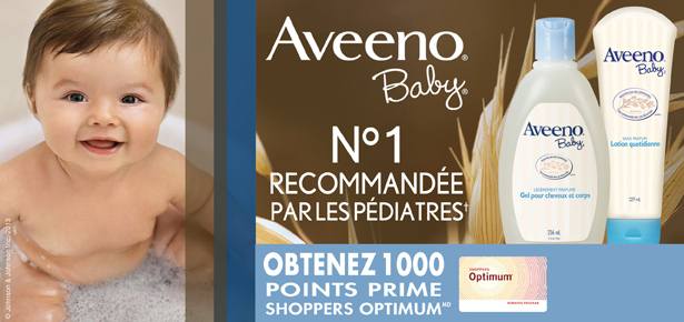 Obtenez 1 000 points prime Shoppers OptimumMD