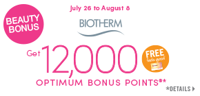 Beauty Bonus - Biotherm