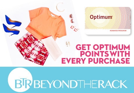 Shop Beyond the Rack!