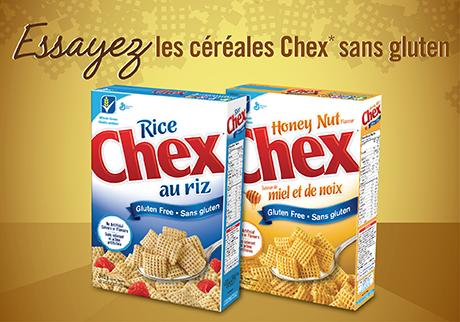 Céréales Chex* chez Shoppers Drug Mart