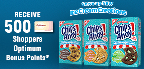 NEW CHIPS AHOY! Products