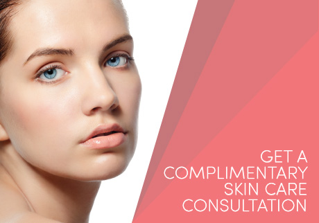 Get a complimentary skin care consultation