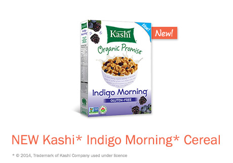 New Kashi* Gluten-Free Organic Cereal