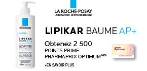 Obtenez 2 500 Points Prime Pharmaprix Optimum