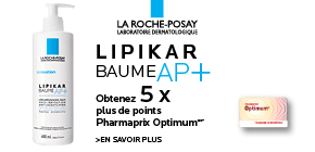Obtenez 5 x plus de points Pharmaprix OptimumMD*
