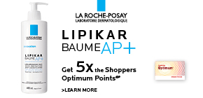 Get 5x the Shoppers Optimum Points®*