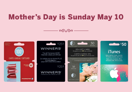 Find the perfect gift for your mom.