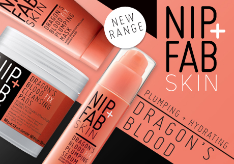 New Dragons Blood range from Nip + Fab!