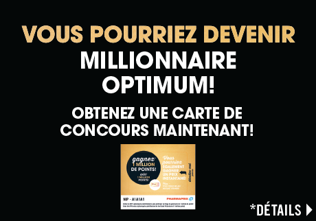 Vous voulez devenir un millionnaire Optimum?