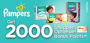Pampers test