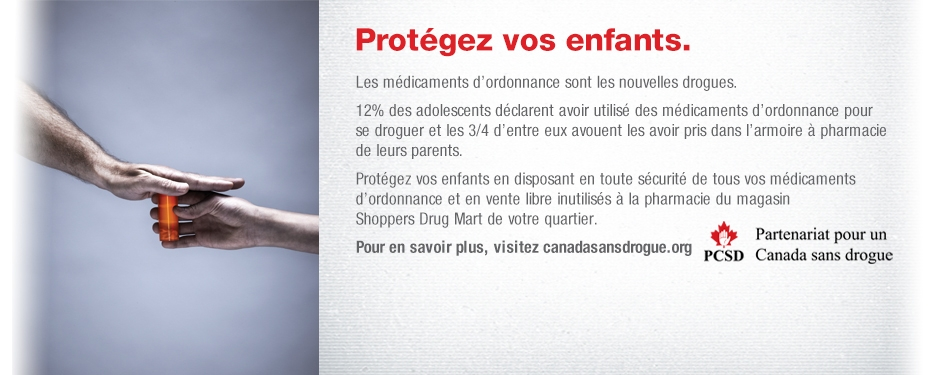 Partnership For A Drug Free Canada