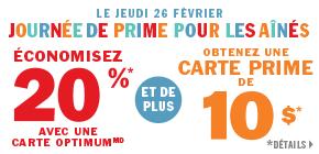 Économisez 20 % + obtenez gratuitement une carte-cadeau de 10 $!