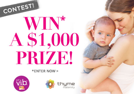 You could WIN* a $1,000 prize!