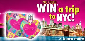 You could WIN* a trip to NYC!