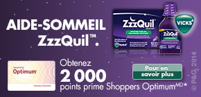 Aide-sommeil ZzzQuil