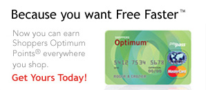 Shoppers Optimum Mastercard