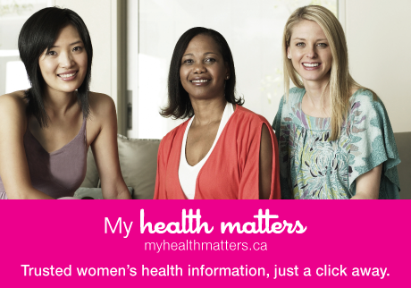 Helping women live healthier lives