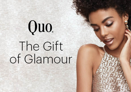 Make the holidays merry and bright with sparkling looks. Available Exclusively at Pharmaprix.